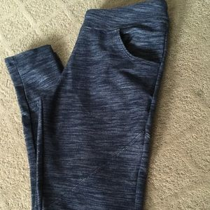 Threads 4 Thought Blue Leggings S